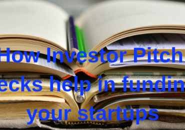 How Investor Pitch Decks help in funding your startups