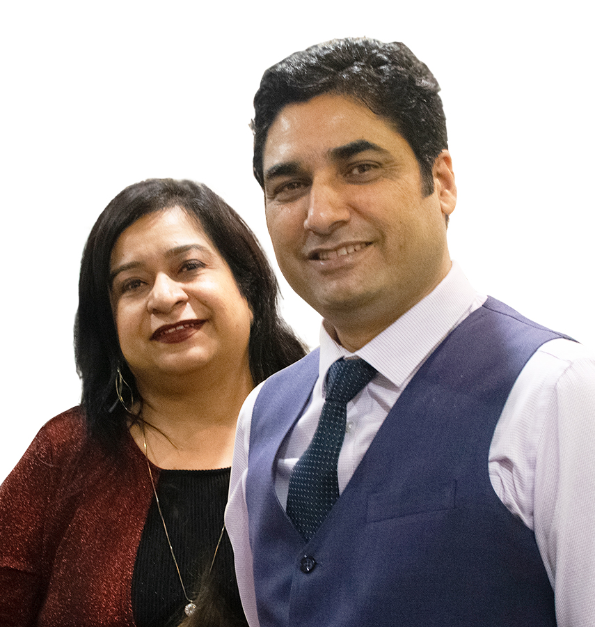 The Secret of Being a Successful Business Couple – The Mahajans in Interview with DNA Growth